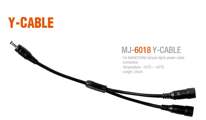 Magicshine MJ-6018 Y-Verteilerkabel