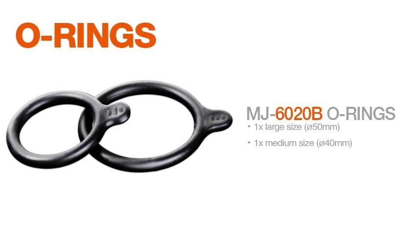 Magicshine MJ-6020B O-Ringe