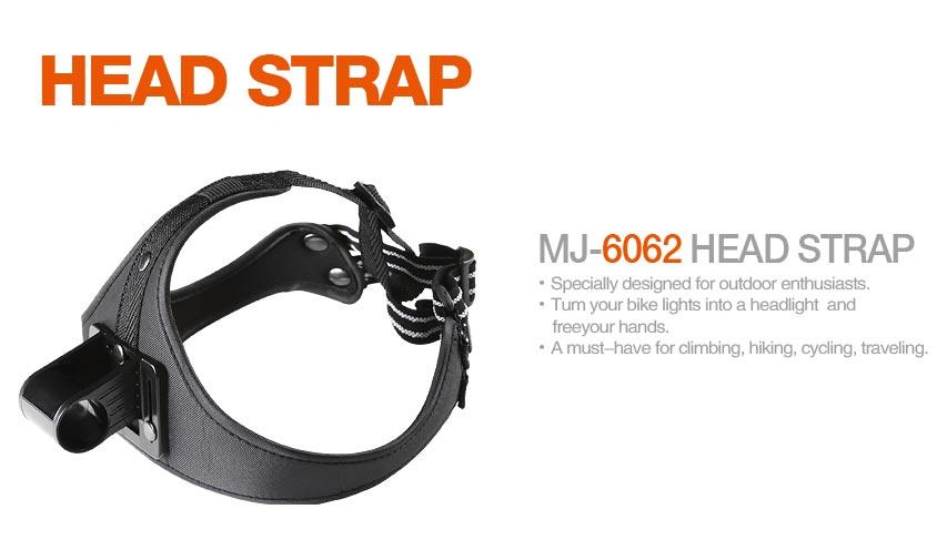Magicshine MJ-6062 Stirnhalterung - 30mm hoch